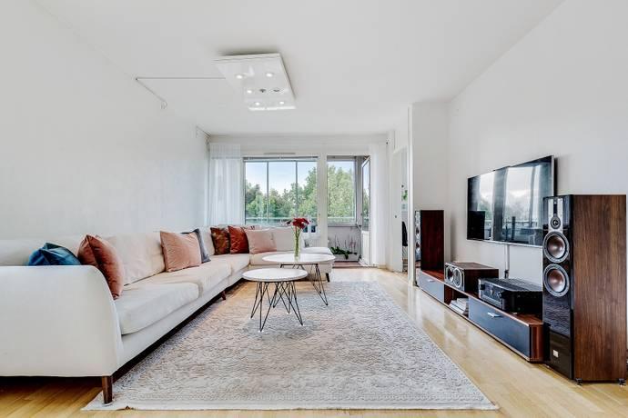 Bild: 3 rum bostadsrätt på Göran Perssons väg 13, Solna kommun Huvudsta