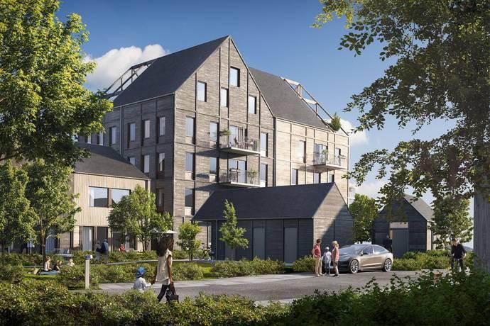 Bild från Elinegård - Trädloungen, Malmö - Elinegård