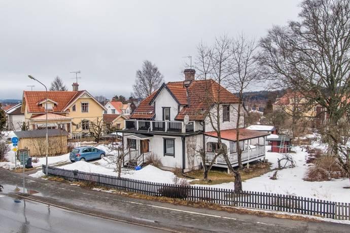 Bild: 4 rum villa på Högbergsgatan 55, Ludvika kommun Högberget