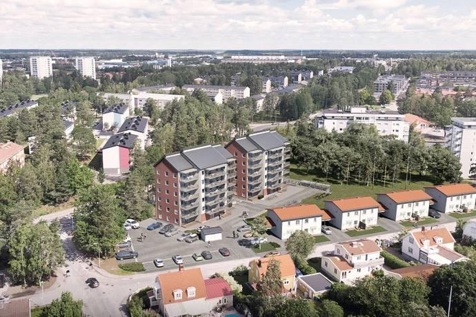 Bild från Malmaberg - Brf Tallgläntan i Västerås