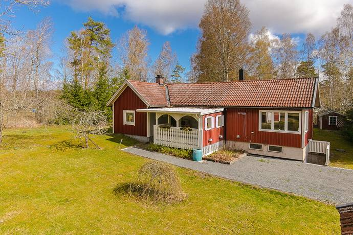 Bild: 3 rum villa på Norra Kedum Liljekonvaljen 2, Lidköpings kommun Norra Kedum