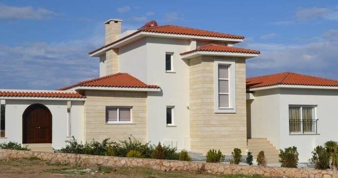Bild: 4 rum villa på Karpasia by the sea - Lyxvillan Almond, Cypern Esentepe