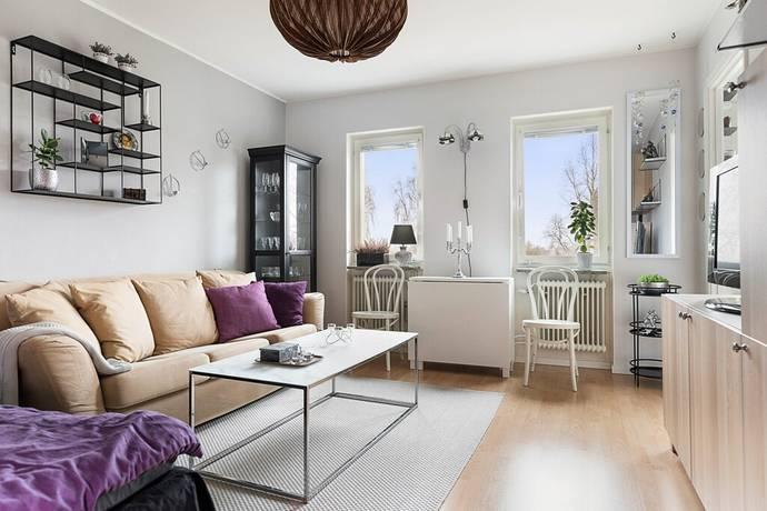 Bild: 1 rum bostadsrätt på Timotejvägen 16, Umeå kommun Västerslätt