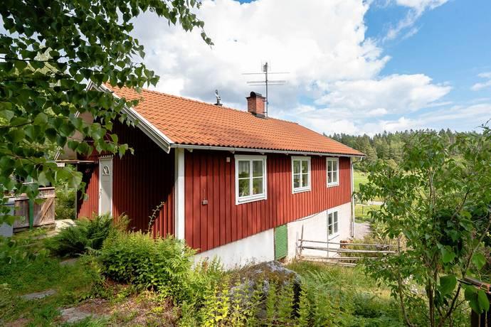 Bild: 3 rum villa på Hundbyvägen 7, Gnesta kommun Hundby