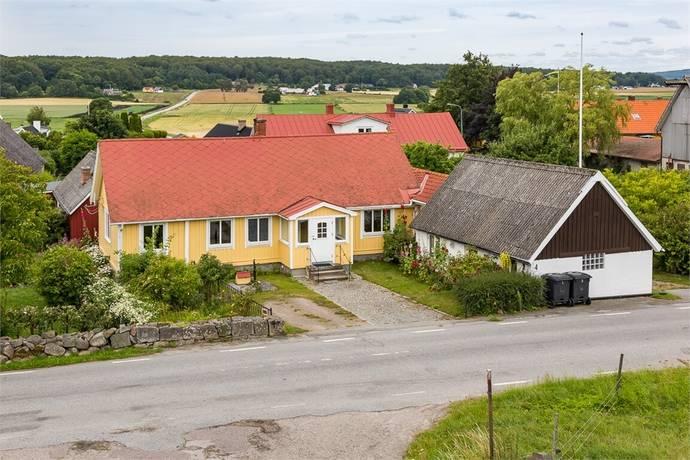 Bild: 5 rum villa på Torsövägen 4, Sölvesborgs kommun Istaby