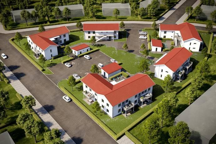 Bild: 3 rum bostadsrätt på Norra Alsberg, Nässjö kommun Alsberg