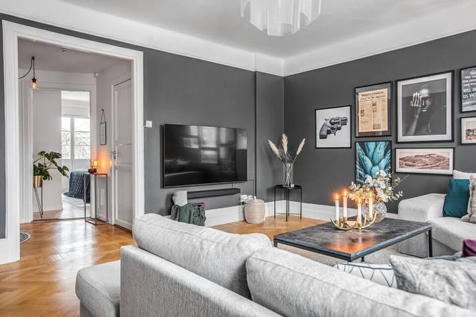 Bild: 2 rum bostadsrätt på Storsvängen 7, Norrköpings kommun Oxelbergen