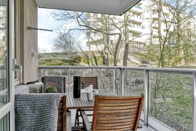 Bild: 3 rum bostadsrätt på Studentbacken 34, Stockholms kommun Östermalm / Gärdet