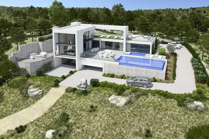 Bild: 4 rum villa på Lyx villa vid Europas nummer 1 golf banna, Spanien Campoamor - Costa Blanca