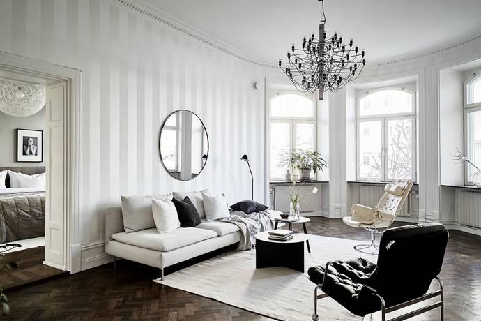 Bild: 5 rum bostadsrätt på Berzeliigatan 25, Göteborgs kommun Lorensberg