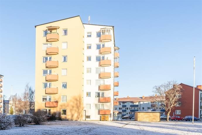 Bild: 3 rum bostadsrätt på Krondikesvägen 28, Östersunds kommun Tegelplan