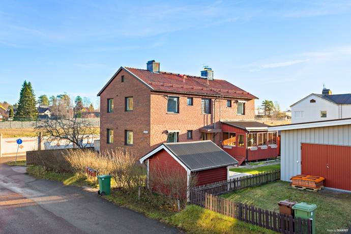 Bild: villa på Noragatan 19, Sundsvalls kommun Haga