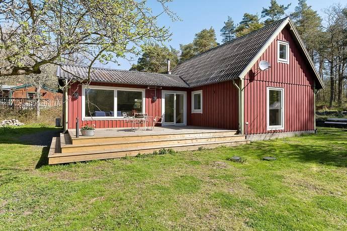 Bild: 5 rum villa på Södra Stärnövägen 68, Karlshamns kommun Karlshamn