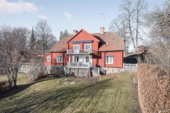 Bild: 7 rum villa på Kyrkogatan 5, Åtvidabergs kommun Centralt