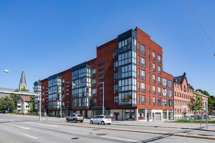 Bild: 3 rum bostadsrätt på Storgatan 34, Örebro kommun
