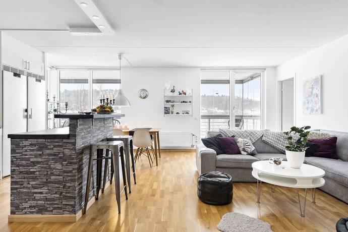 Bild: 4 rum bostadsrätt på Parkgatan 27, Kungsbacka kommun Söderstaden
