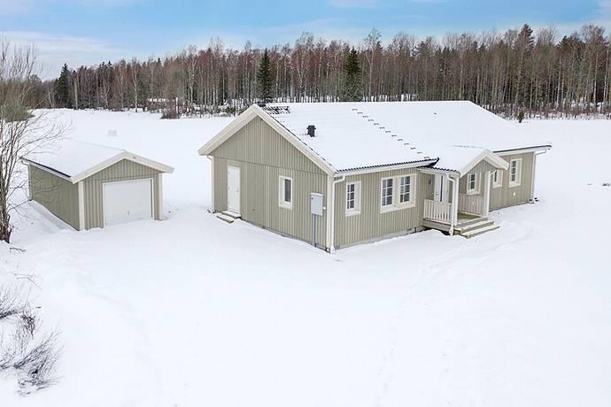 Bild: 4 rum villa på Stämjärnsvägen 18, Heby kommun Östervåla