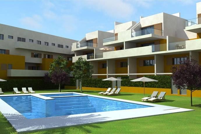 Bild: 3 rum bostadsrätt på Playa Flamenca, Orihuela Costa, Spanien