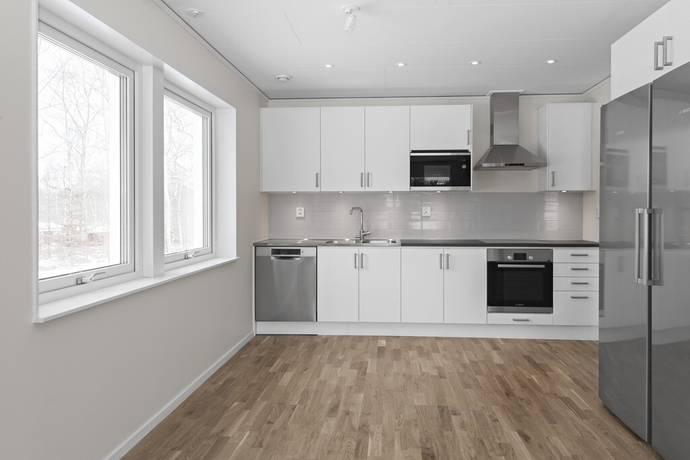 Bild: 6 rum villa på Fruktvägen 6, Karlskrona kommun Gullberna Park