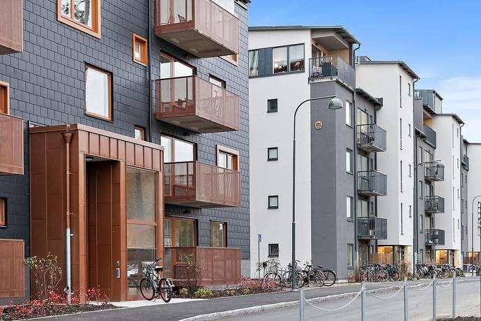 Bild: 3 rum bostadsrätt på Gullbergsgatan 12, Linköpings kommun VALLA