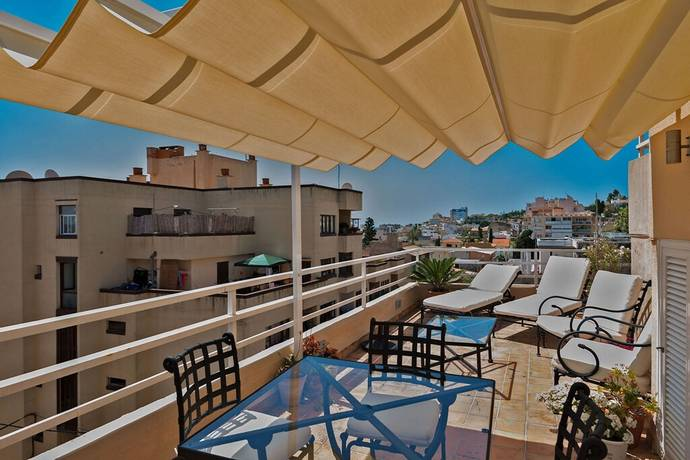 Bild: 2 rum bostadsrätt på El Terreno, Mallorca, Spanien El Terreno