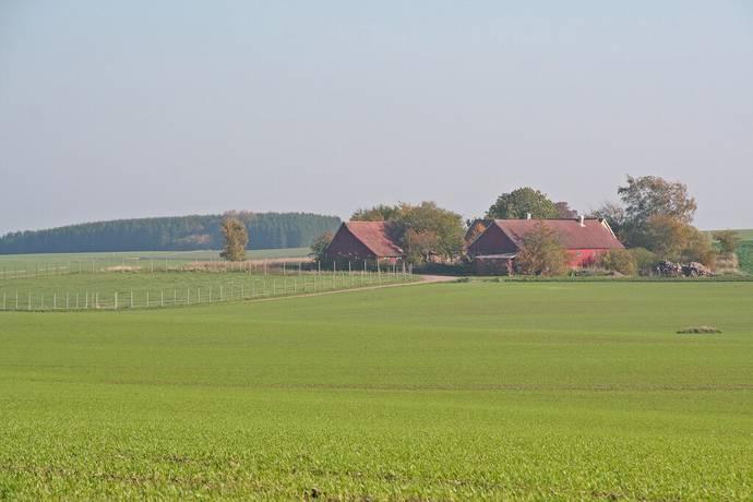 Bild: villa på Tockagården, Eslövs kommun