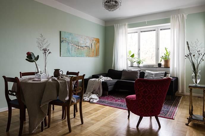 Bild: 3 rum bostadsrätt på Vindragarvägen 9, Stockholms kommun Södermalm - Reimersholme