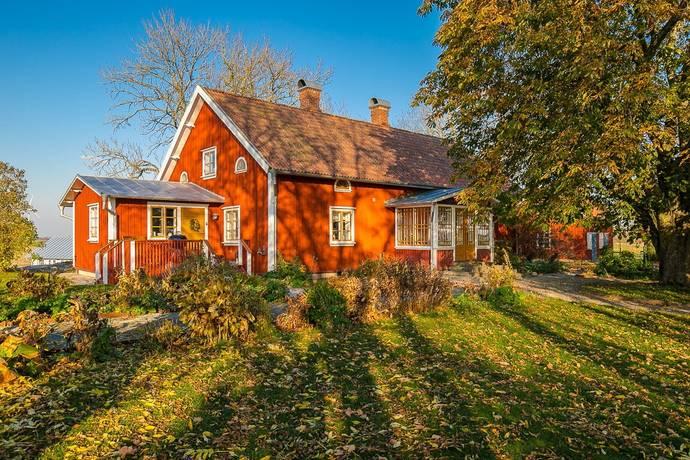 Bild: 4 rum gård/skog på Skarstad Backen 1, Vara kommun Vara