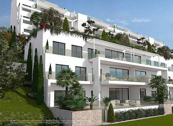 Bild: 4 rum bostadsrätt på Nyb, lyxiga lgh vid golfbanan Las Colinas, Spanien Strax söder Torrevieja stad