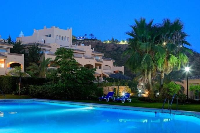 Bild: 4 rum bostadsrätt på Lägenhet i Elviria med tre sovrum., Spanien Marbella - Elviria