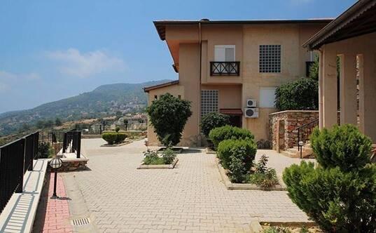 Bild: 3 rum bostadsrätt på Alanya-Tepe, Turkiet Alanya - Tepe