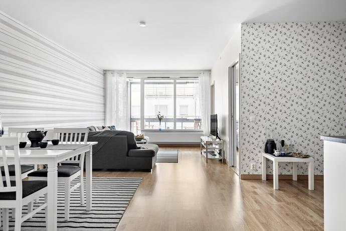Bild: 2 rum bostadsrätt på Stomvägen 8, Göteborgs kommun Askim