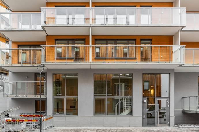 Bild: 2 rum bostadsrätt på Ekensbergskajen 4, Stockholms kommun Gröndal