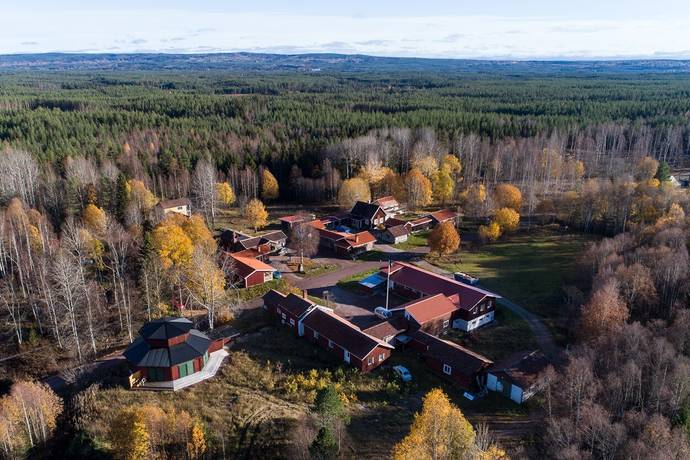 Bild: 20 rum villa på Nedre Hornbergavägen 27, Orsa kommun Hornberga