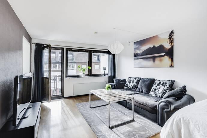 Bild: 1 rum bostadsrätt på Kasten Rönnowsgatan 3 E, Halmstads kommun Centrum