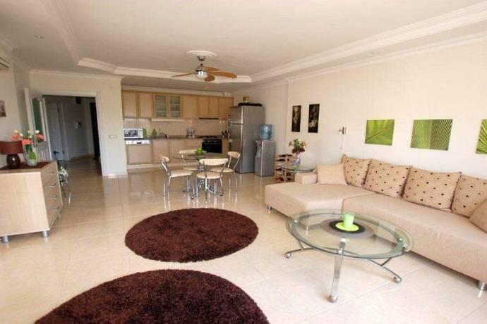 Bild: 2 rum bostadsrätt på Cikcilli Orange Garden id 3679, Turkiet Cikcilli