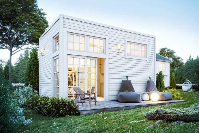 Bild: 1 rum bostadsrätt på Växthusbacken 1, Salems kommun Uttringe