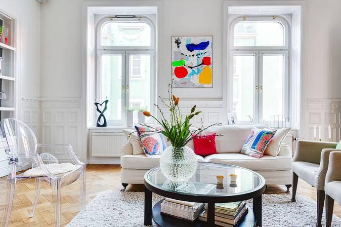 Bild: 3 rum bostadsrätt på Regeringsgatan 83, Stockholms kommun City/Norrmalm