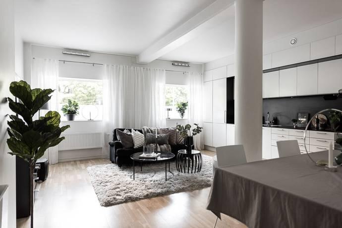 Bild: 3 rum bostadsrätt på Valhallavägen 16 , Stockholms kommun Östermalm / Vasastan