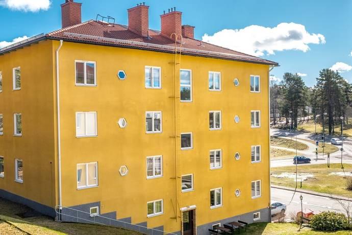 Bild: 1 rum bostadsrätt på Abraham Bäckgatan 7, Söderhamns kommun Centrum