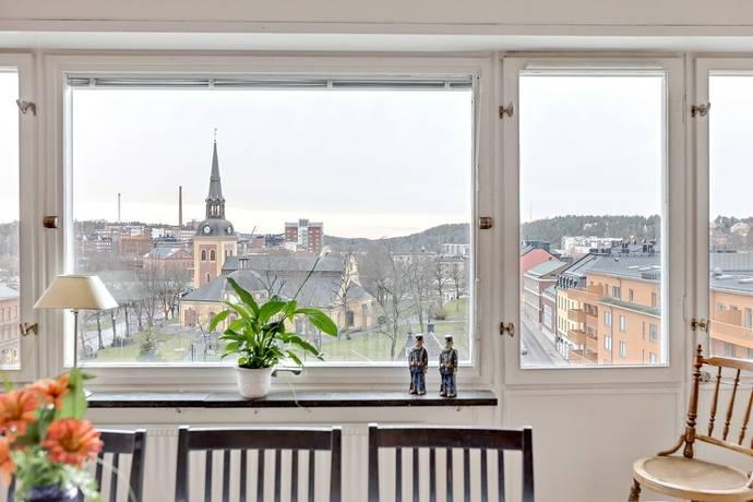 Bild: 4 rum bostadsrätt på Köpmangatan 7, Södertälje kommun Centrum