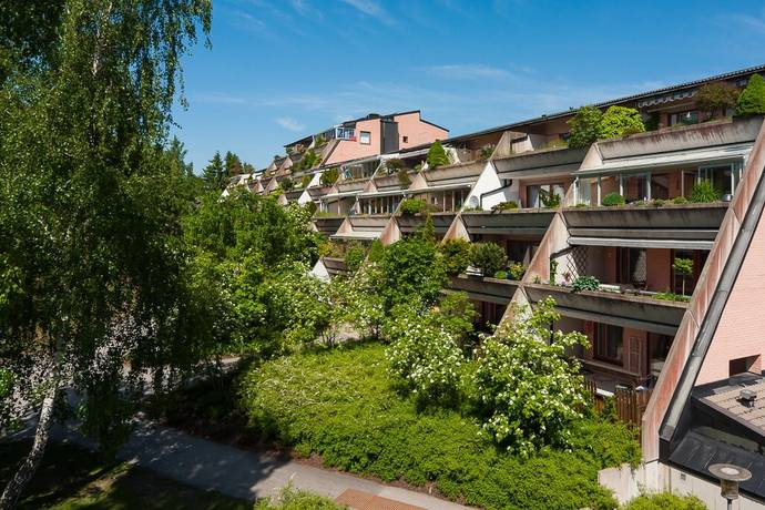 Bild: 5 rum bostadsrätt på Bergakungsvägen 5, Huddinge kommun Snättringe/Utsälje