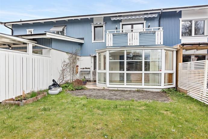 Bild: 6 rum radhus på Mandolinvägen 40, Järfälla kommun Viksjö