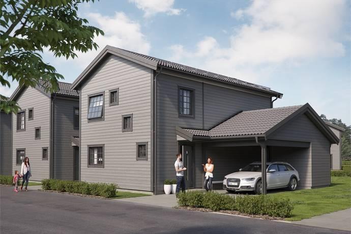 Bild: 5 rum bostadsrätt på Fårhushagen Hus 5, Strängnäs kommun FÅRHUSHAGEN