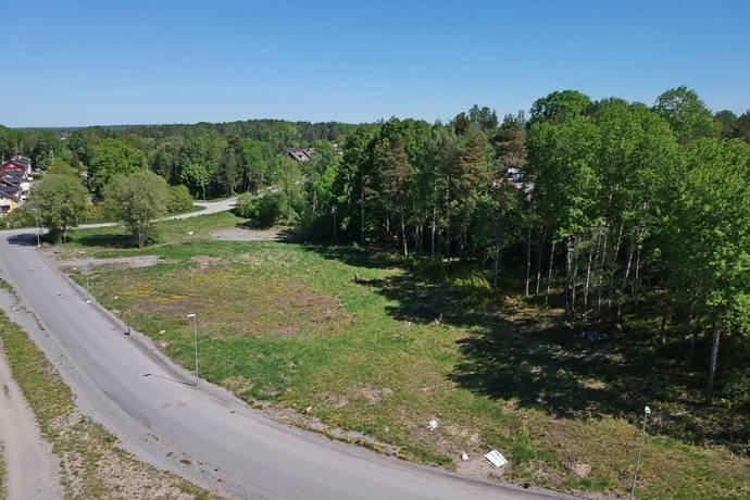 Bild: tomt på Ektorpsvägen, tomt 1, Eskilstuna kommun