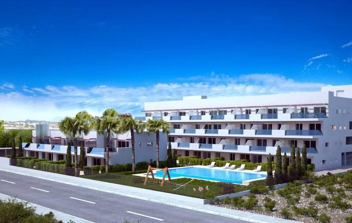 Bild: 3 rum villa på Lägenheter med simbassäng takterrass, Spanien Villamartin - Costa Blanca