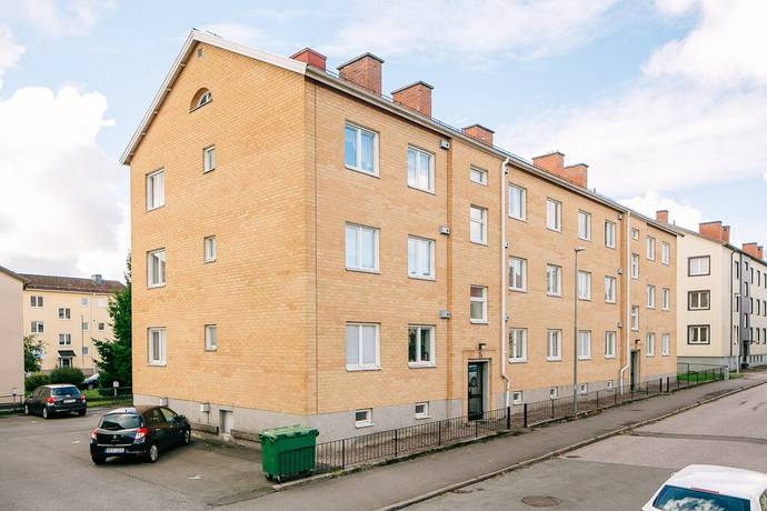 Bild: 3 rum bostadsrätt på Kansligatan 7A, Skövde kommun Norrmalm