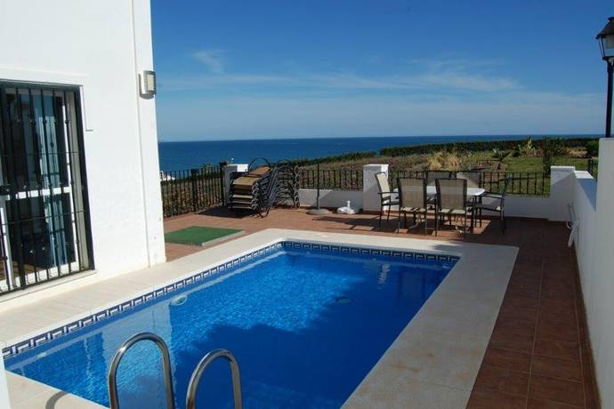 Bild: 4 rum villa på Stor villa med privat pool, El Penoncillo, Spanien Torrox Costa