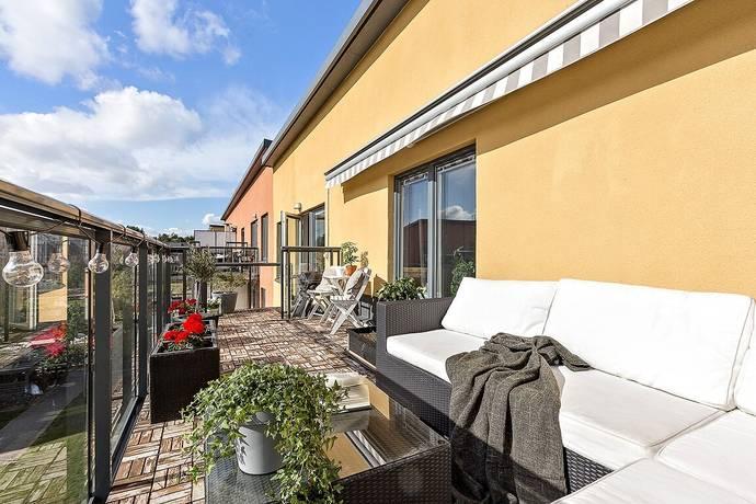 Bild: 3 rum bostadsrätt på Brotorps Allé 1, Sundbybergs kommun Brotorp/Järvastaden