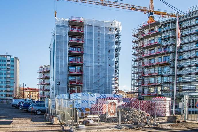 Bild: 3 rum bostadsrätt på Brandmannagatan 5B, Linköpings kommun Centralt